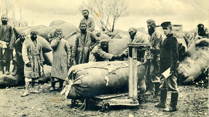 О развитии хлопководства в Северном Азербайджане в конце XIX- нач. XX вв.