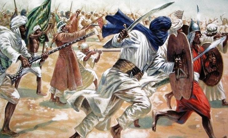 Из истории арабо-хазарских войн на земле Азербайджана (722-731 гг.)