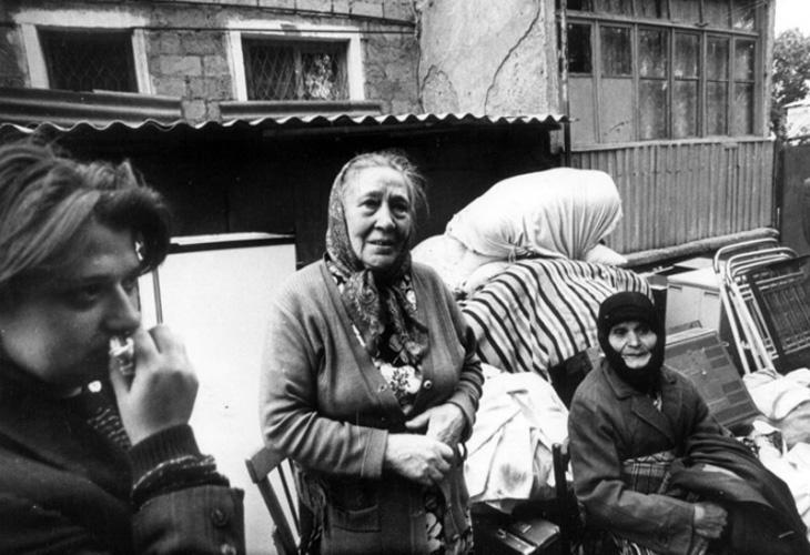 Как это было: Депортация азербайджанцев из Армении в 1988 г.