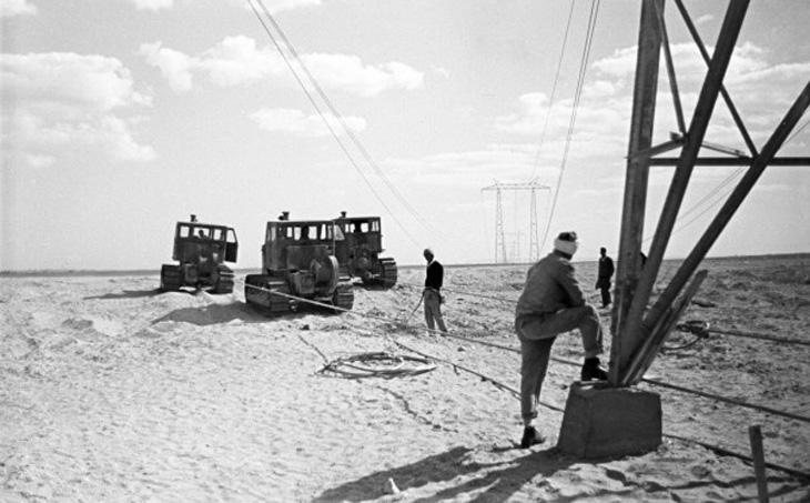Как советский Азербайджан поднимал экономику Египта