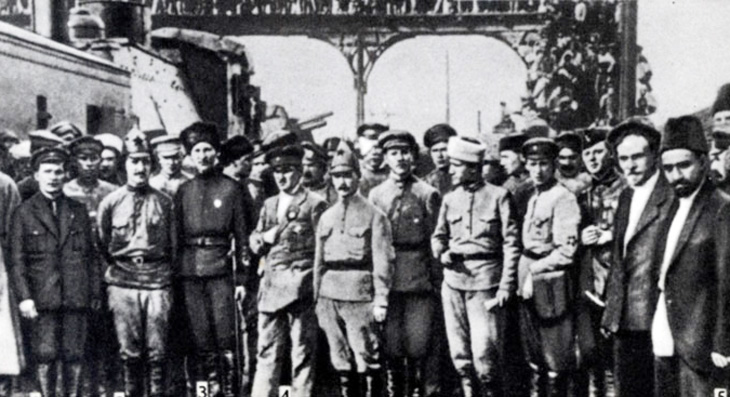 Кадровая политика в Азербайджанской ССР в 1920-1930-х гг.