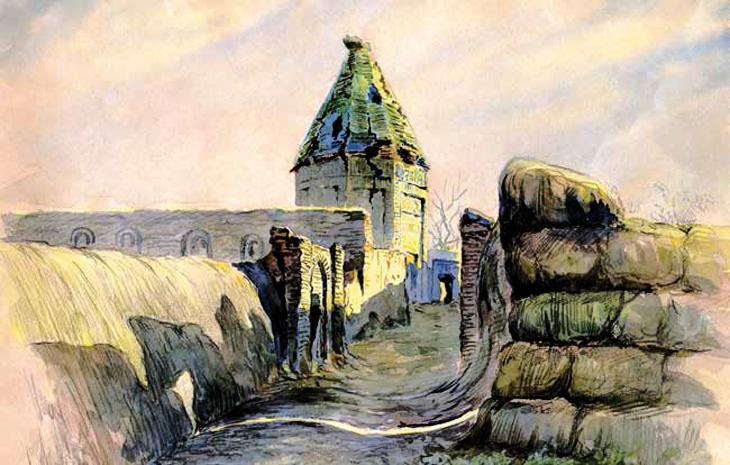История Нахчывана в русских источниках XIX века