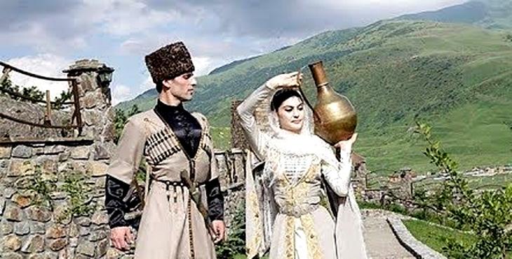 Из истории земледелия азербайджанских цахуров