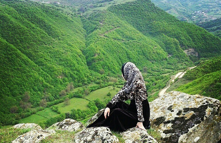 Мифологические персонажи религиозных представлений азербайджанцев Табасарана