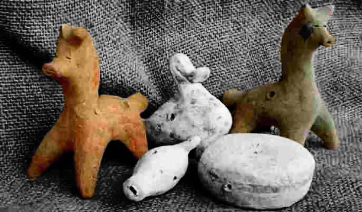 О глиняных детских игрушках средневекового периода Азербайджана (ФОТО)