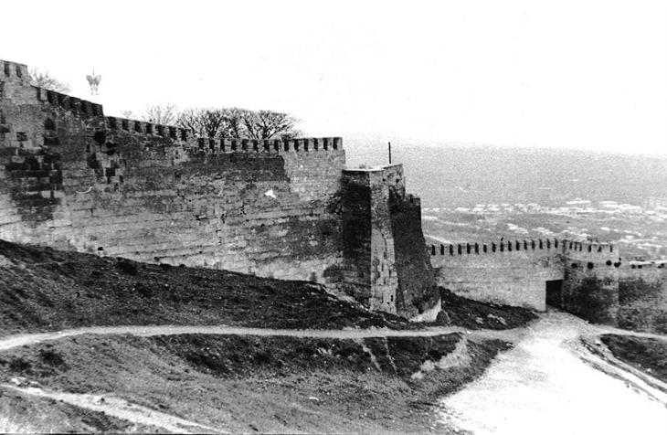 Из истории Дербента в XVIII веке