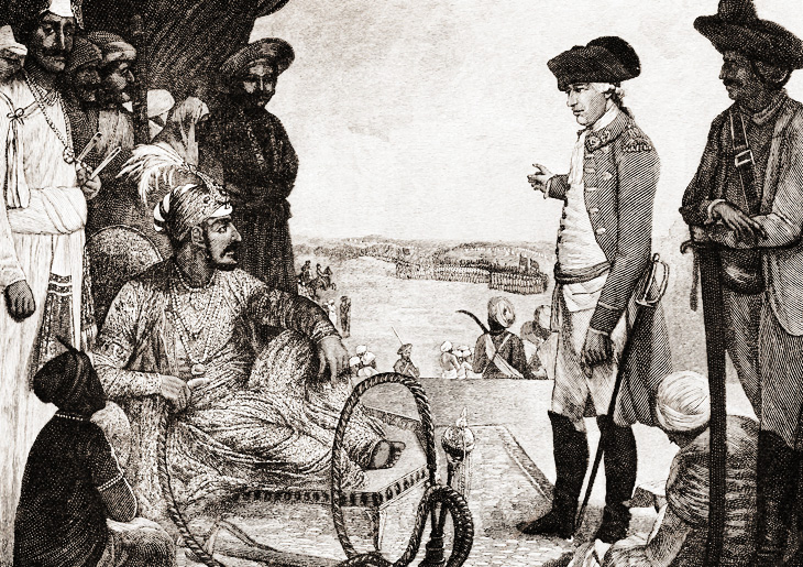 Торговые отношения Англии с государством Сефевидов (конец XVI — нач.XVII вв.)