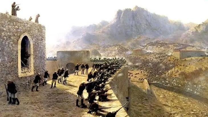 В осаде: Как Эриванская крепость отбивалась от османских войск в 1724 г.