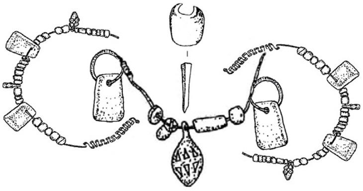 Головные украшения Нахчывана эпохи поздней бронзы-раннего железа (ФОТО)