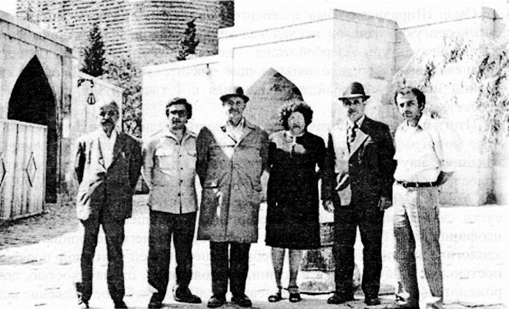 Археолог Омар Иcмизаде: по следам материальной культуры Азербайджана