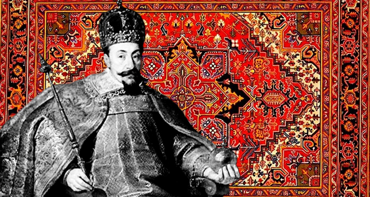 Азербайджанские ковры XVI-XVII вв. в коллекции польского короля Сигизмунда III
