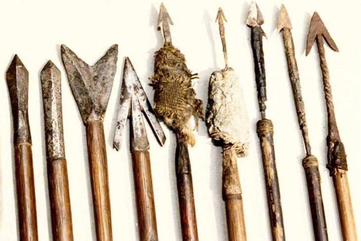 О наконечниках стрел вооруженных сил средневековых государств Азербайджана (ФОТО)