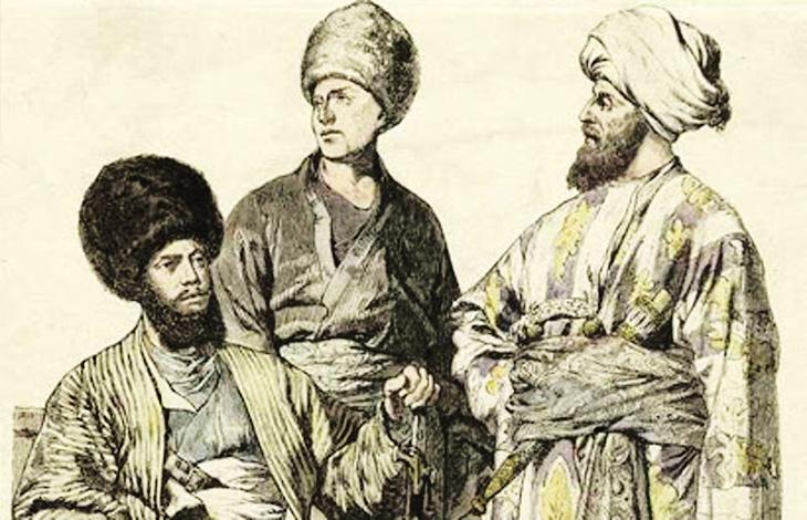 Политика и экономика в азербайджано-узбекских связях (древность и средневековье)