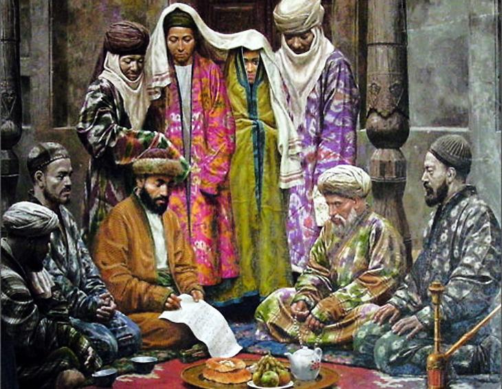 Азербайджано-узбекские связи в науке и культуре в древности и средневековье
