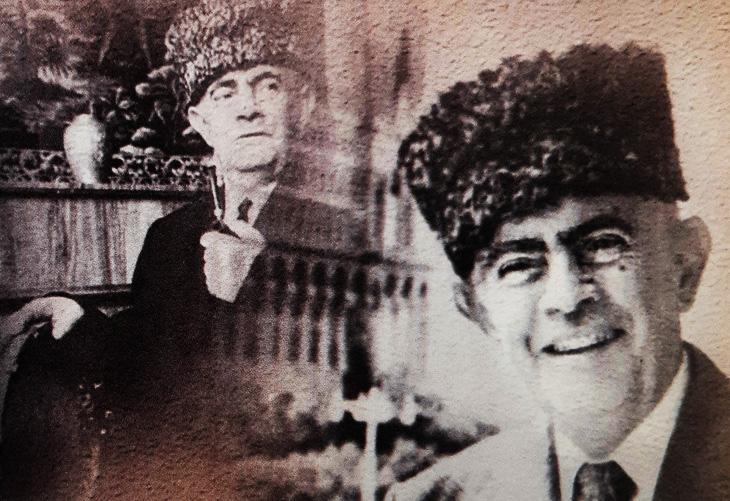 Великий ханенде: Жизнь Хана Шушинского в фотографиях (56 ФОТО)
