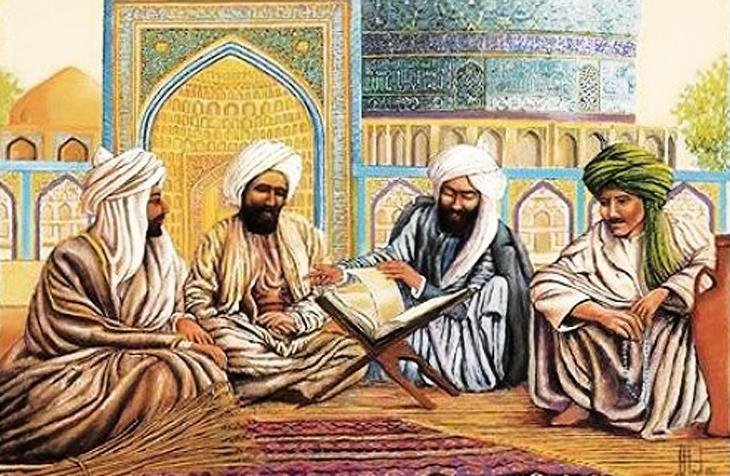 Арабоязычные авторы и распространение исламской культуры в Азербайджане в средние века