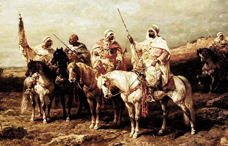 Из истории переселенческой политики Арабского халифата в Азербайджане