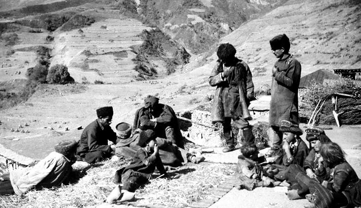 Раздел земель: Об установлении азербайджано-грузинской границы (1920–1922 гг.)