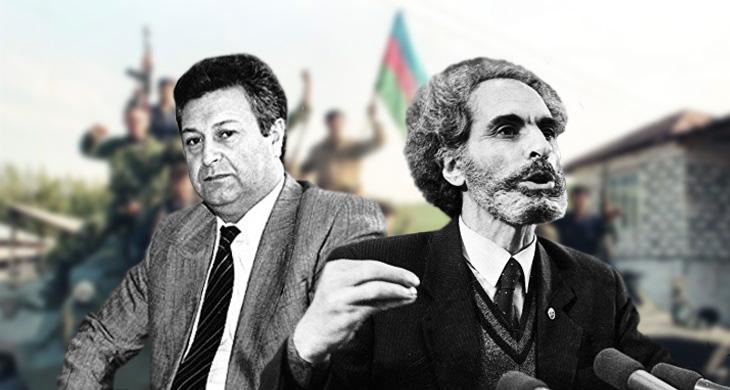 Особенности отношений Азербайджана и России в 1991-1994 годах