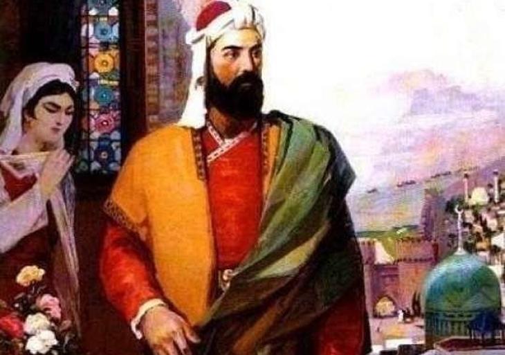 О тюркских топонимах в поэме «Искендер-наме» Низами Гянджеви