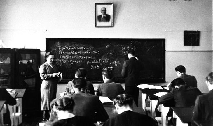 Особенности развития образования в Азербайджане в 1950-1960 годах