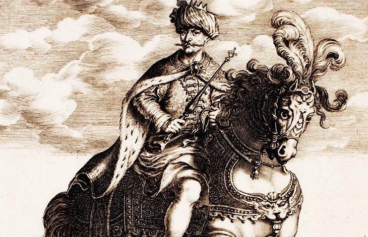 Сефевидский шах Аббас I в исторических преданиях осетин