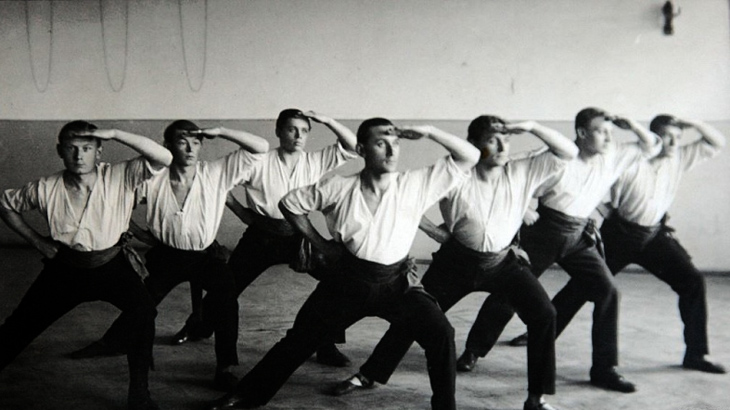 Сокольство в Азербайджане: Бакинские гимнастические общества (1900―1914 гг.)