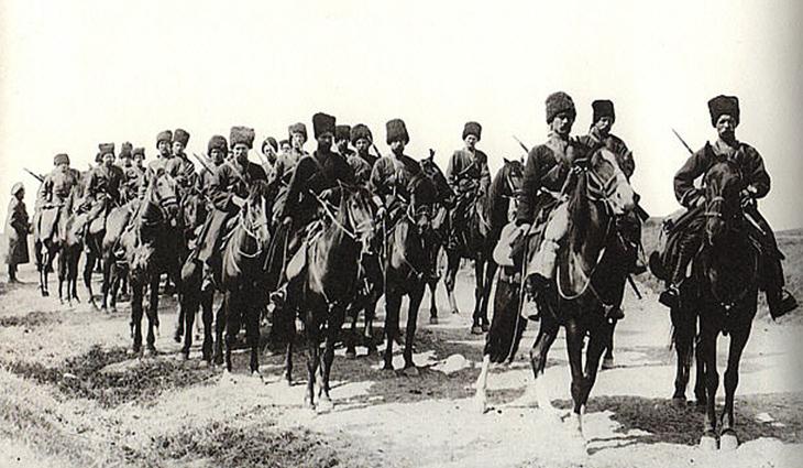 «Дикая дивизия» и Татарский конный полк на полях сражений Первой мировой войны