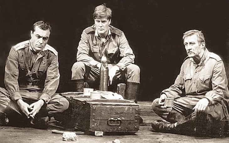 Тема войны на сцене Русского Драматического Театра им. С.Вургуна в Баку (1970-1990 гг.)