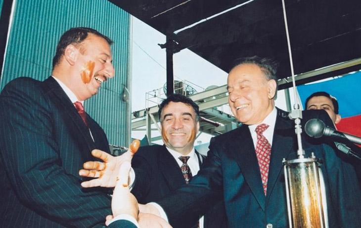 «Контракт века» 1994 г. и его влияние на внешнюю политику Азербайджана