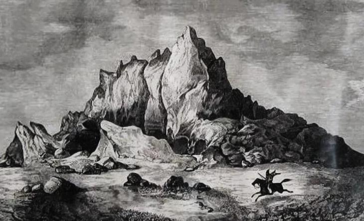 Отражение культов горы и дерева в топонимах Азербайджана