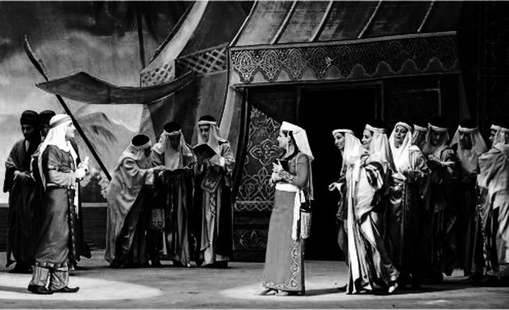 Азербайджанский оперный театр и мугамная опера в начале ХХ в.