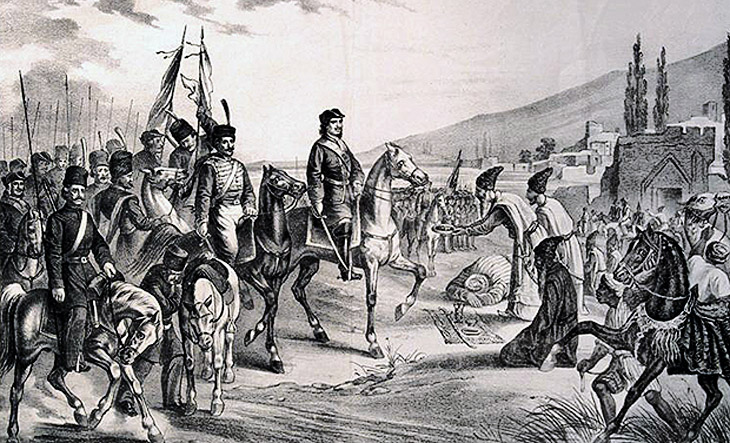 История Азербайджана по заметкам Д.Белла и И.Гербера (первая треть XVIII в.)