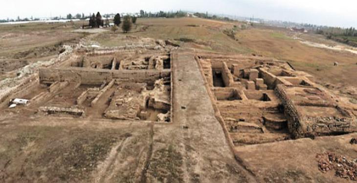 Жизнь средневекового городища Шамкир: по археологическим раскопкам
