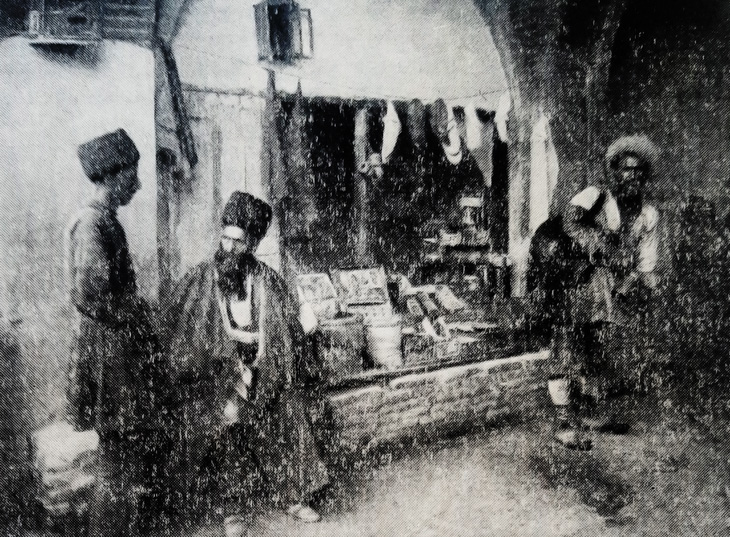 От папахи до чарыгов: Мужская одежда азербайджанцев XIX – нач. XX в. (ФОТО)