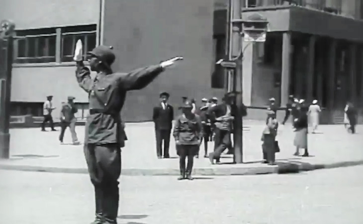 Путешествие по Баку в 1935 году (ВИДЕО)