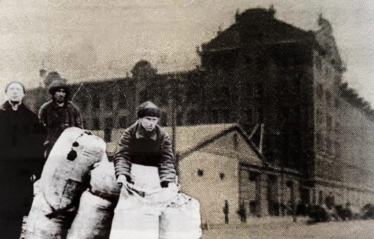 Из истории мукомольной и рисоочистительной промышленности Баку