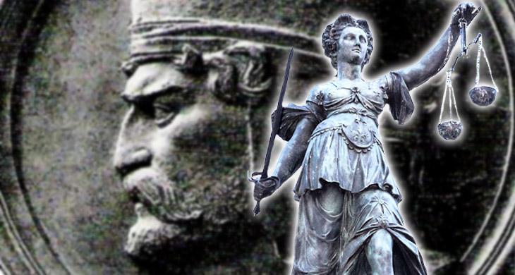 Из истории права в Кавказской Албании