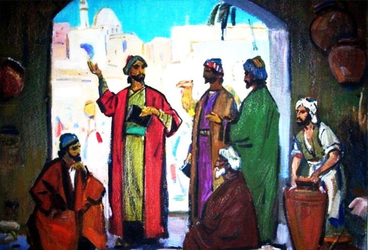 Кого Насими называл ослами: Идеологическая борьба великого поэта