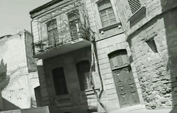 Советский Баку: Дети на бульваре, иностранцы на базаре и нефть (ВИДЕО)