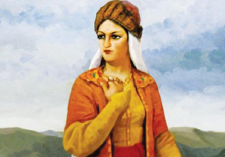 Мехсети Гянджеви о разлуке с родной землей