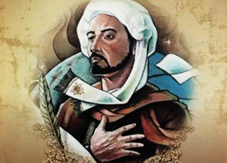"""""""В меня вместятся оба мира..."""": Насими о хуруфизме"""