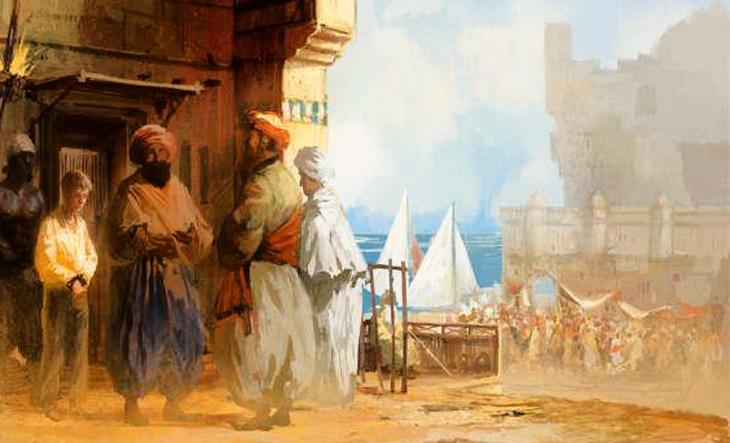 Как Бакинский хан чуть не подорвал морскую торговлю с Россией из-за малолетнего раба