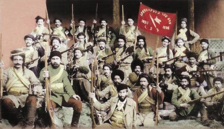 Армянские преступления в Южном Азербайджане в 1918 году