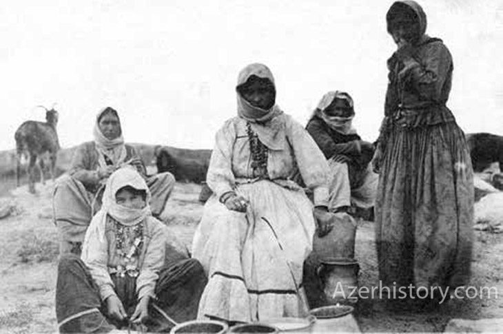 1930-е: Этносоциология в Азербайджане и создание первой этнографической карты страны