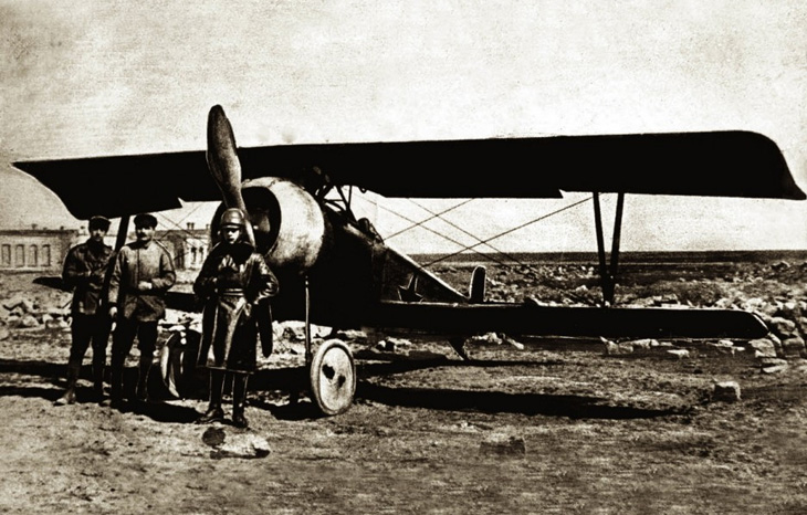 Предвоенная десятилетка: Развитие азербайджанской авиации в 1930-1940 гг.