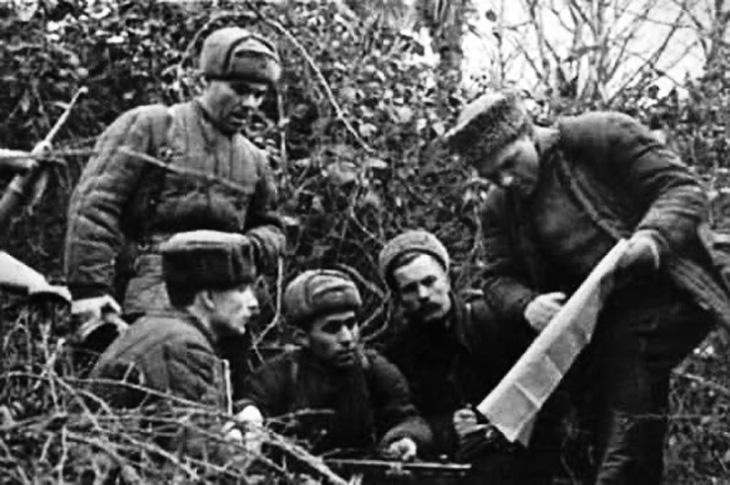 Азербайджанцы в партизанском движении в Крыму (1941-1942 гг.)