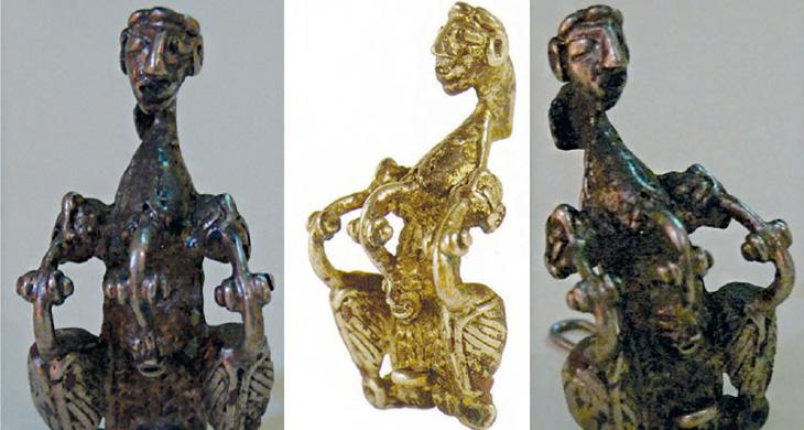 О древней фигурке рожающей женщины-птицы из Мингячевира