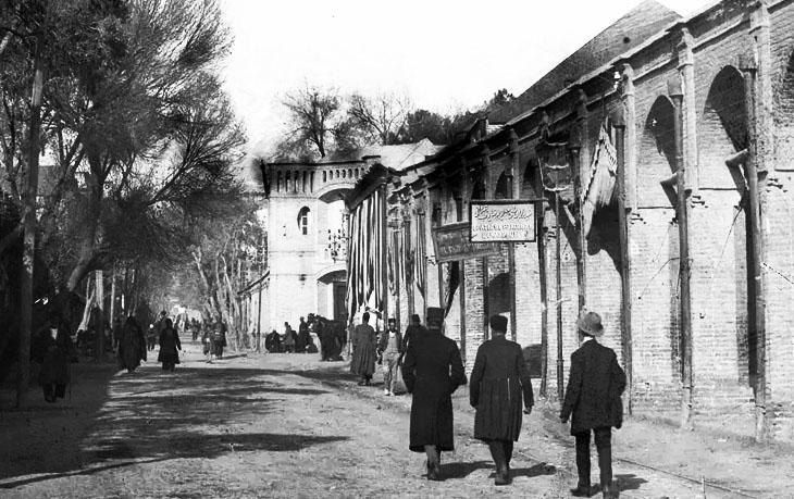 Южный Азербайджан и английский капитал в Персии (нач. XX в.)