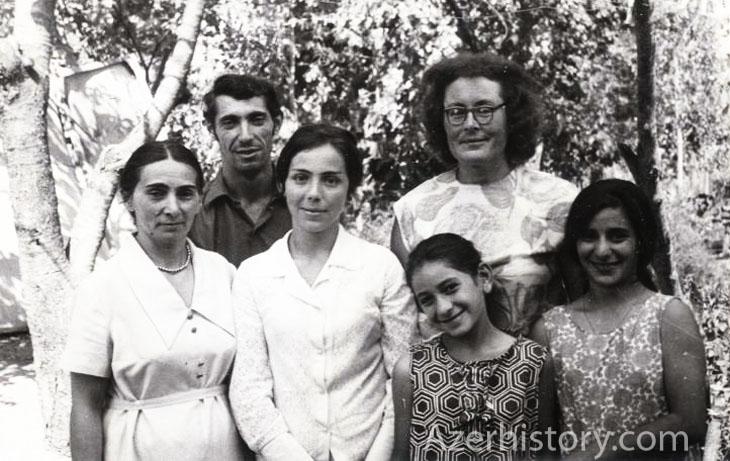Этнографические экспедиции А.Г.Трофимовой - Азербайджан, 1970-е гг. (ФОТО)